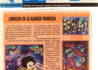 ARTE - 2003