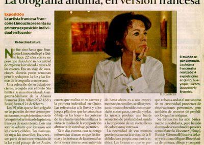 EL COMERCIO - 2007