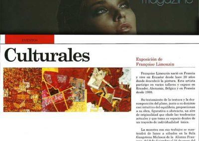 REVISTA NOTAS - 2009