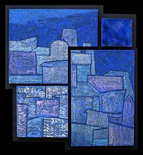 Geometrical Blue (2009)